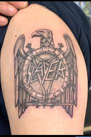 Slayer Tattoos Slayer In Tattoos Search In 1 3m Tattoos Now Tattoodo