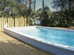 margelle piscine en bois exceptionnel margelle piscine en bois 14 g la pose des