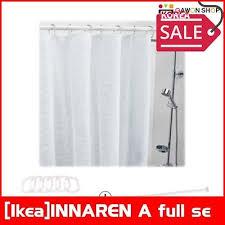 duschvorhänge ikea innaren shower curtain bath bathroom