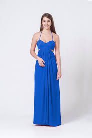 royal blue woman dress maxi dress party dress for women long