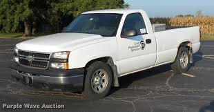 2007 Chevrolet Silverado Classic 1500 Pickup Truck | Item DC...