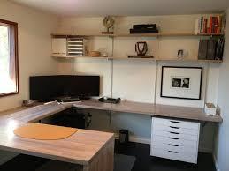 Wall Mounted Desk Ikea Hack by Workspace Cheap Office Desks Ikea L Shaped Desk Floating Desk