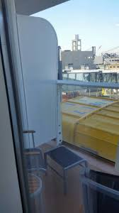 Blue October 18th Floor Balcony by Anthem Balcony Cabins Deck 6 Question Page 3 Cruise Critic