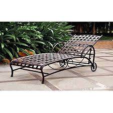 Ebay Chaise by Wrought Iron Chaise Lounge U2013 Airdreaminteriors Com