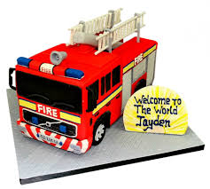100 Fire Truck Birthday Cake 2019 Engine Awesome Of Easybirthdaycakeme