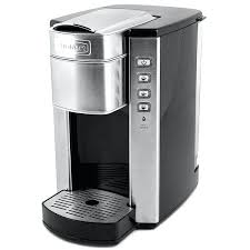Cuisinart Single Cup Coffee Maker 6 Compact Serve Brushed Stainle Refurbished K