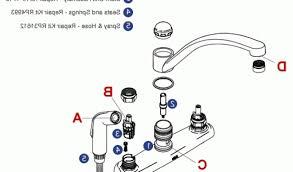 Glacier Bay Faucet Leaking Base by Kitchen Faucet Troubleshooting Moen M7800 Fix Kitchen Faucet