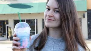 Laura McQuillan Says The Unicorn Frappuccino Is Alright But Its Not As Exciting Starbucks