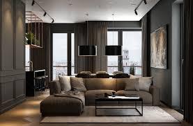 100 Internal Decoration Of House Modern Dark Interior Design
