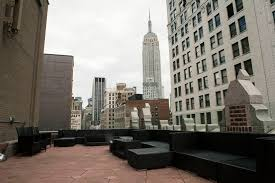 toshi s living room and penthouse manhattan sideways