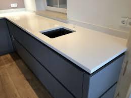 küchenarbeitsplatte weiß günstig kaufen ebay