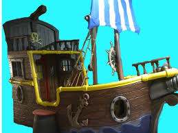 captain jake s pirate ship bed ahhh i found it the final touch