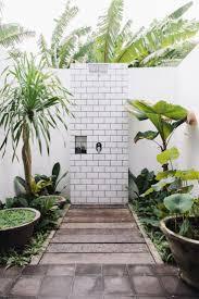 Plants In Bathrooms Ideas by Best 25 Garden Shower Ideas On Pinterest Pool Shower Backyard