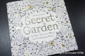 Book Review Secret Garden An Inky Treasure Hunt And Coloring