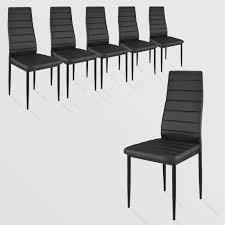 lot 6 chaises moderne pas cher chaise idées de décoration de
