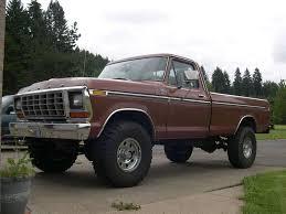 Custom 4x4 Trucks | 1978 Ford F150 Regular Cab