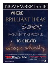 TEDxBSt 2014 Poster Websize Escape Velocity