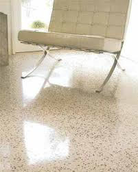 Terrazzo Is Long Lasting And Comes In Fun Colors Just Dont Slip This Flooring Slippery Can Cause Falls So It May Not Be A Good Choice For Families