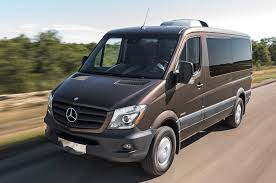 2014 Motor Trend Truck Of The Year Contender: Mercedes Sprinter ...