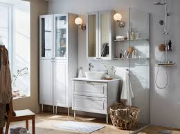 Bathroom Furniture   Bathroom Ideas   IKEA Refishing Oak Bathroom Cabinets Dark Stain Color With Door And 27 Best Bathroom Cabinets Ideas Wow 200 Modern Ideas Remodel Decor Pictures Design For Your Home Cabinetry For Various Amaza Grey Plastic Shelves Countertop Towels Tall White Accsories Cabinet 74dd54e6d8259aa Afd89fe9bcd Guide To Selecting Hgtv Above Toilet Unfinished Vanities Rv