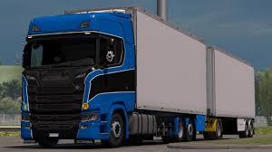 1.31] Euro Truck Simulator 2 | BDF Tandem Truck Pack V90.0 | Mods ...