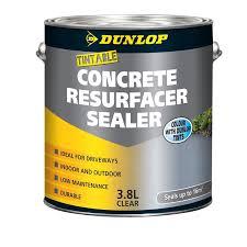 Dap Gallon Flexible Floor Patch And Leveler by Dunlop 3 8l Concrete Resurfacer Sealer Bunnings Warehouse
