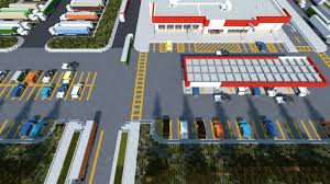 Travel Centre & Truck Stop - The Block Society Minecraft Project Truck Stop Ta Locations Facility Upgrades Pilot Flying J Stops With Parking In Marshall Mn 24 Hour Find Service Near Me Trucker Path Driverless Trucks Background And Views On Platooning Cat Scales Weigh My App Now Available To Use Apple An Ode To An Rv Howto For Staying At Them Girl Halo 5 Truck Stop Puzzle Map W The Mainstreamers Halo Iowa 80 Truckstop