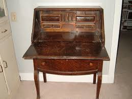 Drop Front Writing Desk by Antique Secretary Desk With Hutch Value U2014 All Home Ideas And Decor