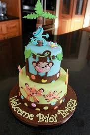 Best 25 Safari Cakes Ideas On Pinterest Jungle Safari Cake