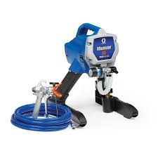 airless paint sprayer for ceilings graco magnum x5 airless paint sprayer 262800 the home depot