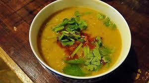 cuisine nord africaine recette de soupe aux lentilles corail aux épices nord africaines