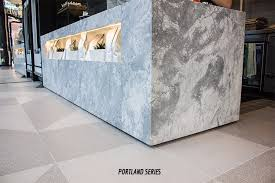 Our Portland Series Is A Terrazzo Look Porcelain Tile And Still Perfectly Captures That Natural Effect It Available In Matt External Grip
