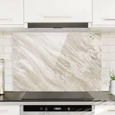 spritzschutz glas palissandro marmor beige quer 3 2