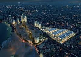 BDP & SOM Reveal Plans For New Covent Garden Market
