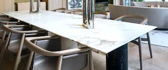 Marble Dining Room Table Extraordinary Ideas With Tables A Discover The Seasons