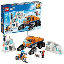100 Scout Truck Amazoncom LEGO City Arctic 60194 Building Kit 322
