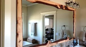 Frameless Bathroom Mirrors Sydney by Frameless Wall Mirror Full Length Large Mirrors Cheap Ideas Wooden