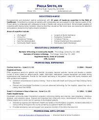 Best Solutions Of Resume Icu Nurse Sample Registered Manager