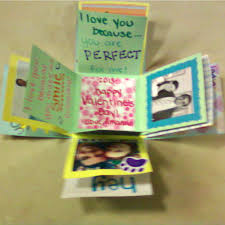 Exploding Love Box Sorry For The Blurry Pic I Used Pictures