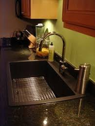 Blanco Diamond Sink Grid by Wilsonart Blackstar Granite What We Put In Our Kitchen During