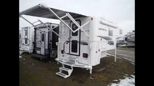 100 Bath Truck Caps 2018 Northern Lite 811 EX Dry SE Camper CampOut RV