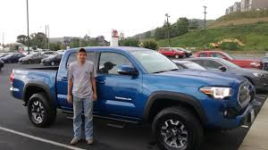100 Bowman Truck Sales William With His New 2017 Tacoma Congratulations
