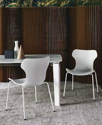 Chair Papilio Shell -B&B Italia - Design By Naoto Fukasawa
