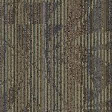 Interface Broadleaf Loop Carpet Tile 20