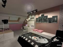 chambre stylé ado chambre d ado sur le thème du cinéma couleurs les