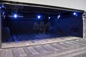 Halo Bed Rail recon led bed rail light kit f150 f250 f350 26417