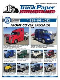 100 Rush Truck Center Pico Rivera Paper