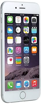 Amazon Apple iPhone 6 Verizon Wireless 16GB Silver Cell