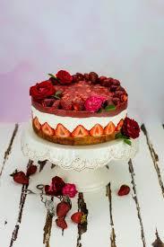 erdbeer joghurt und mascarpone torte marion s kaffeeklatsch