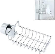 ysoom duschstangen ablage dusche aufbewahrung halter küche organizer badezimmerablagen dusche ablage ohne bohren badezimmer dusche rack für